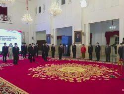 Dilantik Presiden Jokowi Sebagai Dewas BPJS Kesehatan, Siruaya: Saya Siap Jalankan Amanah