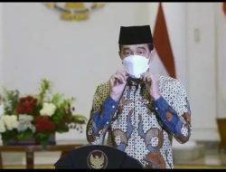 Presiden Jokowi Instruksikan Aparat Hukum Tindak Tegas Pelaku Pembakaran Hutan dan Lahan