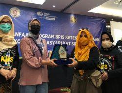 KMS dan BPJS Ketenagakerjaan Berkolaborasi Perkuat Jamsos Pekerja Informal dan UMKM Sidoarjo