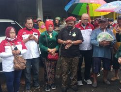 Ketua DPRD Kota Malang Bersama Relawan Kirim Bantuan Korban Gempa Malang