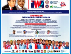 Peringati May Day 2021, MOI dan IWI-FSPTSI-KSPSI Bekerjasama Gelar Diskusi Inpres BPJS Ketenagakerjaan