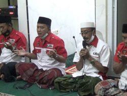 Tujuh Hari Wafatnya Irham Maulidy, LSM LIRA Kota Probolinggo Baca Yasin dan Tahlil