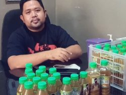 Cegah Pandemi, Komunitas Gardu Handal Berbagi Jamu Herbal