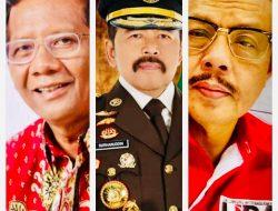 Jusuf Rizal Sentil Mahfud MD, Pertanyakan Nasib Kasus Korupsi Rp43 Triliun yang Mangkrak di Kejagung