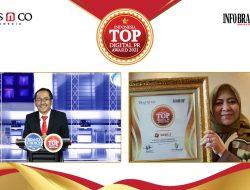 SiCepat Ekspres Raih Top Digital Public Relation Award 2021