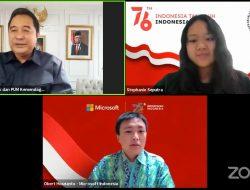 Ditjen Pol dan PUM Kemendagri Gelar Virtual Job Fair 2021